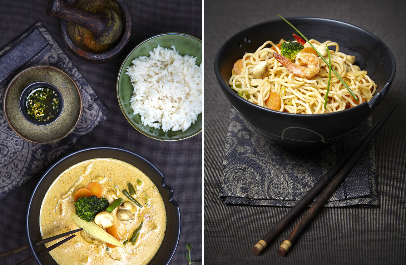 Portfolio - Foodfotografie Hannes Eichinger - thai curry